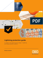 Lightening Arrestor Protection System