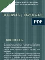 Poligonacion y Triangulacion