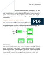 Spring MVC Configuración (I)
