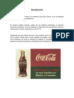 Plan Marketing Cocacola