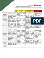 Rubrica Correccion Informe 1