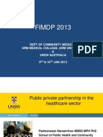 7_Public Private Partnership in Healthcare Sector