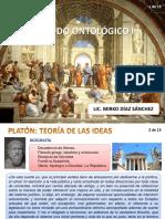 FILOSOFÍA DE PLATÓN