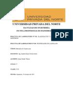 ELABORACIÓN Y ADHERENCIA DE MORTEROS  Y PROPIEDADES DE LADRILLOS