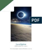 Ecliptica Del Sol