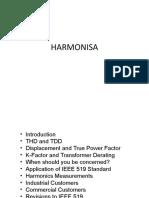 Harmonics in Power System
