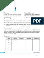 CBSE Maths Projects Manual - Class 9-10 - Module 2