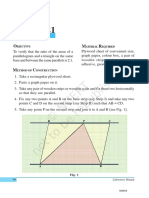 CBSE Maths Projects Manual - Class 9-10 - Module 3
