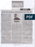 Philippine Daily Inquirer, May 28, 2019, How much power does Inday Sara have.pdf