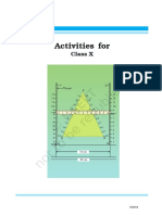 CBSE - Maths - Manual-Projects - IX-X Module 4