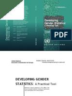 Developing Gender Statistics