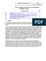 Classification and Substantiation of Engineering Auth