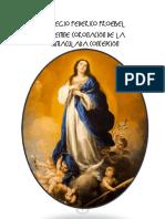 Coronacion de La Virgen