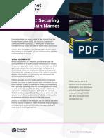 Dnssec Fact Sheet Finalweb