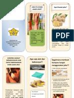 333636099 Leaflet Terapi Modalitas Asam Urat