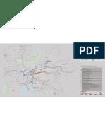 Mapa Metro SP