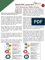 FinClub Newsletter January2019