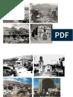 Desastres Naturales en Huaraz