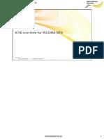 02 Ra45352en07gla0 Atm Overview for Wcdma Bts Ru30 Ppt