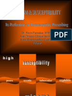 Miasm and Susceptibility 1