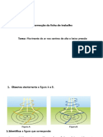 Correcção Ficha de Trabalho - Pressão Atmosférica