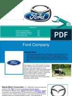 Ford-Mazda Kelompok 2