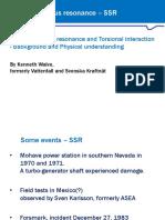 Subsynchronous resonance - SSR.pdf