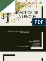 Didáctica De la lengua