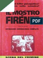 Fabio Fox Gariani - Il Mostro di Firenze - Un'indagine criminologica completa (2003)