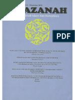 1. Komunikasi Pembangunan Agama Dalam Membangun Toleransi Agama (Analisis Sistem Dan Aktor)