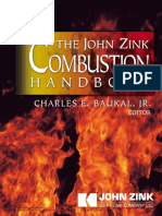JOHN ZINK Combustion Handbook