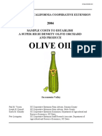 Olive Oil Cost Shd Central Valley