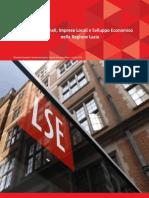Rapporto Lse Su Economia Del Lazio