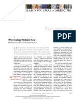 Porter ( 2015 ) Why Strategy Matter Now
