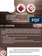 Colorful Donuts on the Plate PowerPoint Templates Widescreen