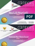 Idn Certificate 19