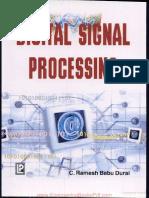 Digital Signal Processing by Ramesh Babu..