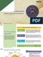 The Procurement Beige Book Quarterly Category Softness Dashboards 20th September 2018 v2