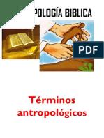 Antropologia Biblica Taller
