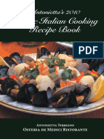 Classic Italian Cooking Sample Pages r