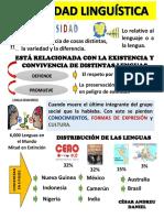 Exposicion de Diversidad Linguistica