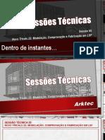 Sessões Técnicas de Engenharia -Modelação e Cálculo de Estruturas Em LSF