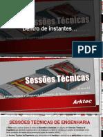 Sessões Técnicas de Engenharia - Sessão 03
