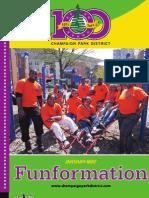 CPD Funformation Spring 2011