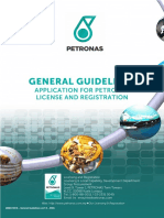 Petronas Licensing and Registration General Guidelines Eng as at 26 May 2018