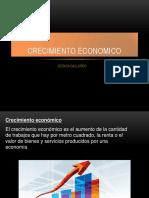 ppt crecimiento economico
