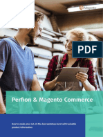 Perfion PIM & Magento Commerce