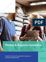 Perfion PIM og Magento Commerce