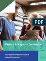 Perfion PIM en Magento Commerce