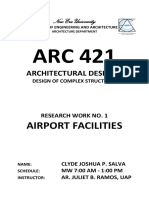 Arc 421 Research No. 1